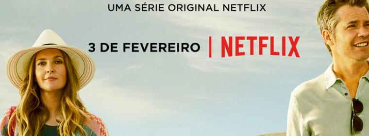 Netflix divulga o primeiro trailer de Santa Clarita Diet