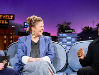 Entrevista: Drew Barrymore no The Late Late Show with James Corden
